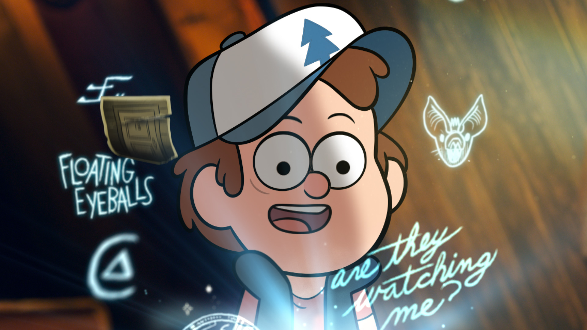 Gravity Falls Be Inspired PSA