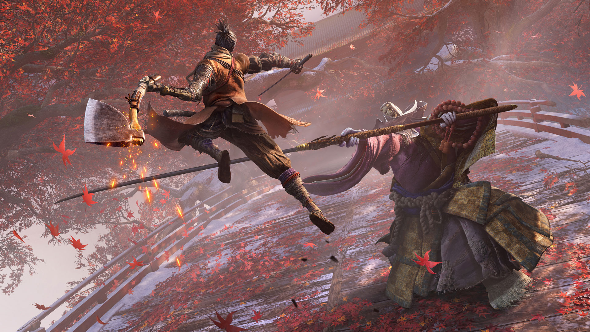 Sekiro: Shadows Die Twice Boss Series
