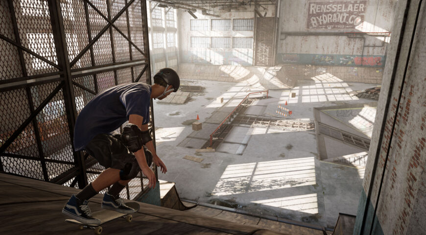 Tony Hawk's Pro Skater 1+2: Warehouse Demo Trailer
