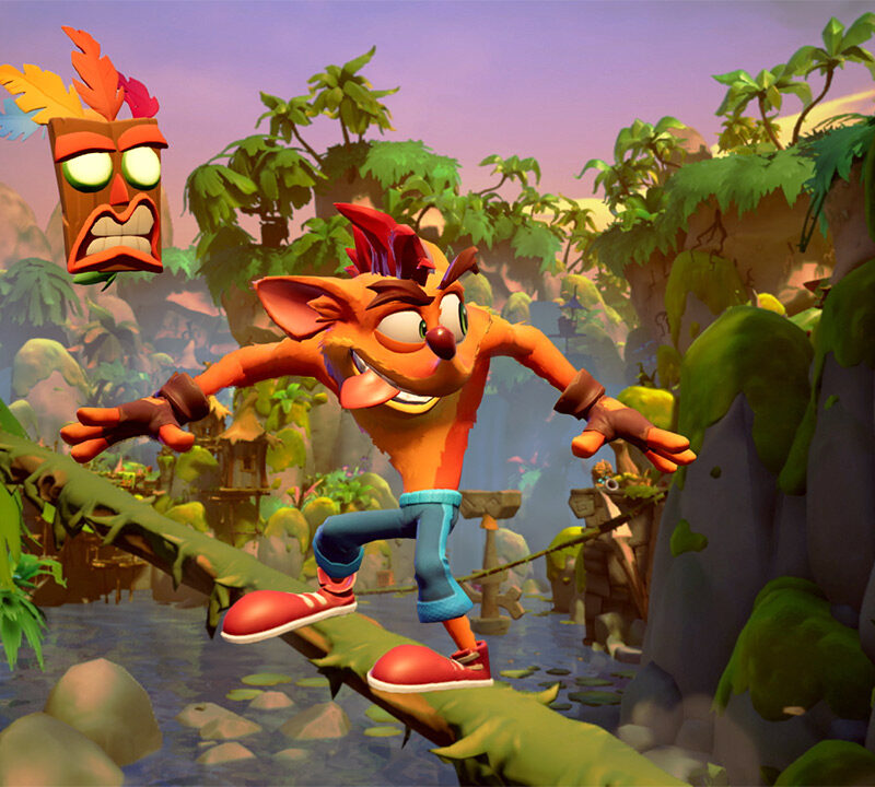 Crash Bandicoot 4: It's About Time – Nintendo Switch Trailer
