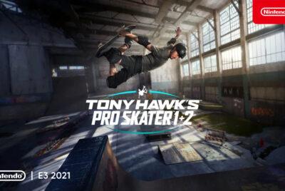THPS1+2 Nintendo Switch Trailer   E3 2021