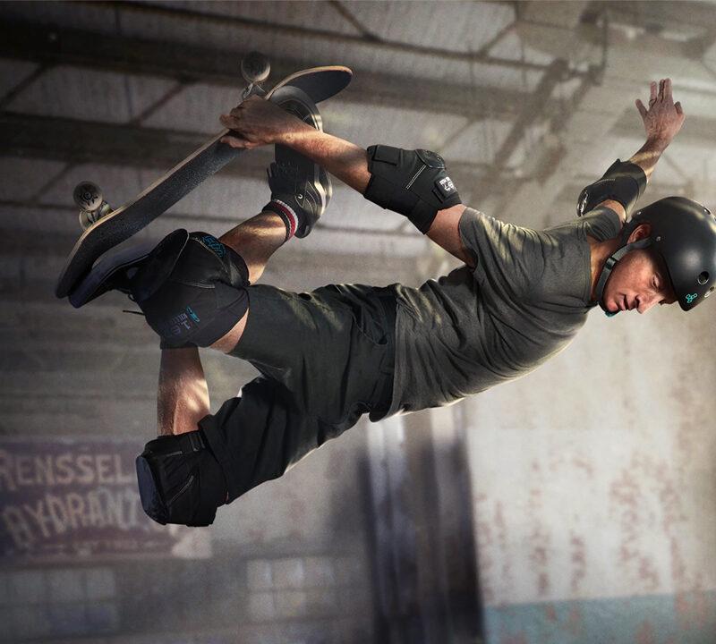 Tony Hawk Pro Skater 1+2 Switch Trailer   Nintendo E3 2021