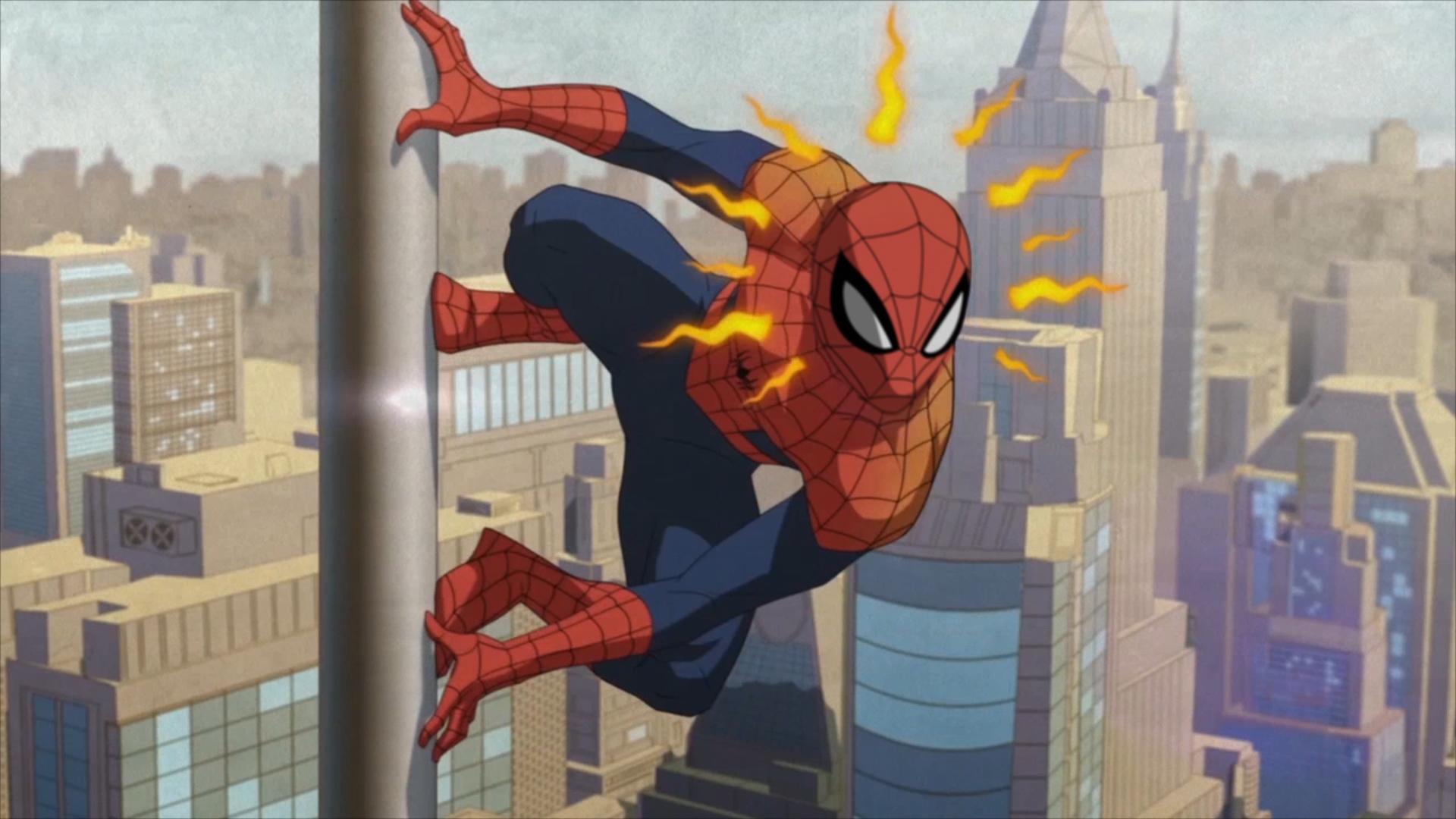 Spider-Man Be Inspired PSA