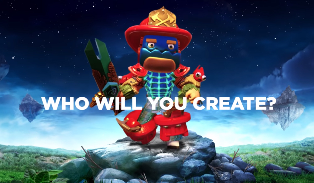 Who Will You Create?