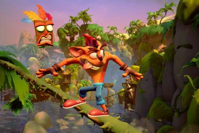 Crash Bandicoot 4: It's About Time – Nintendo Switch Announcement Trailer